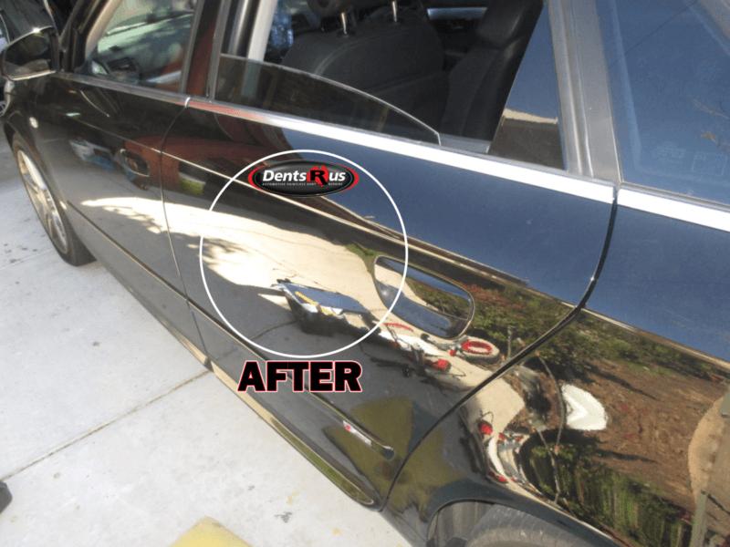 Audi door repair