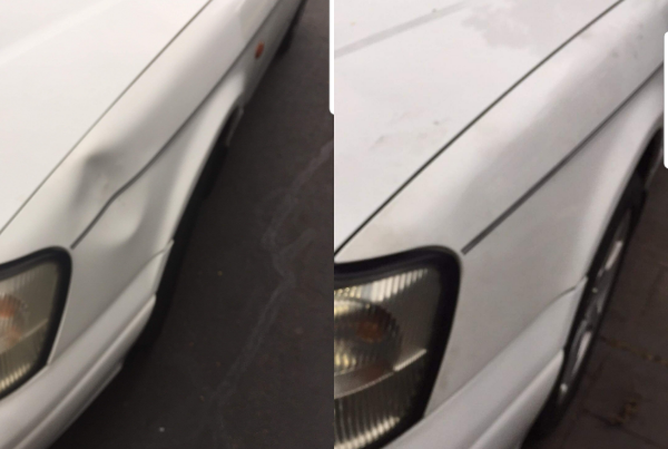 Paintless Dent Repair only